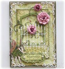 Whimsical Card **Cheery Lynn Designs January Guest**