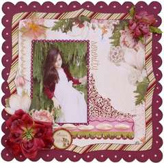 Serenity  **MY CREATIVE SCRAPBOOK**