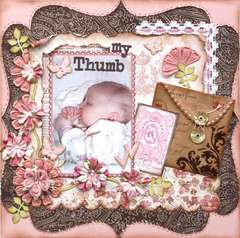 MY Thumb ***MY CREATIVE SCRAPBOOK***