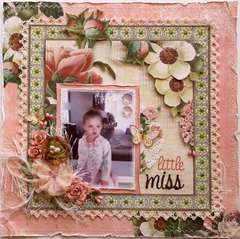Little Miss **NEW Webster's Pages Parkdrive Collection!**
