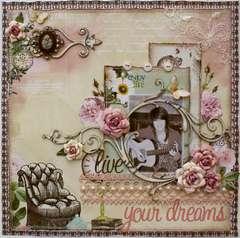 Live Your Dreams **BLOOM TUTORIAL!!!**