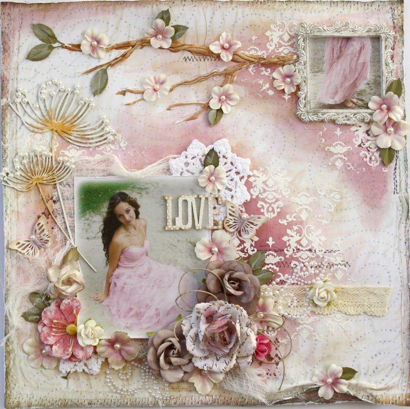 Love ~ **The Scrapbook Diaries**