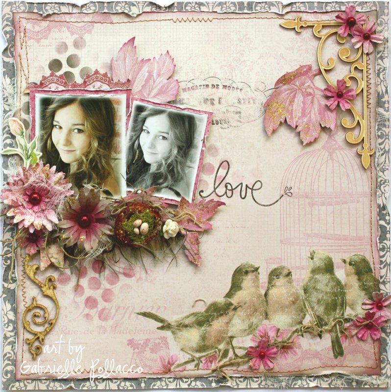 Love **NEW BO BUNNY ~Madeleine & Stencils!!**