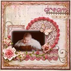 Dream **MY CREATIVE SCRAPBOOK**