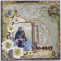 So Easy **MY CREATIVE SCRAPBOOK**