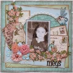 Megs **MY CREATIVE SCRAPBOOK**
