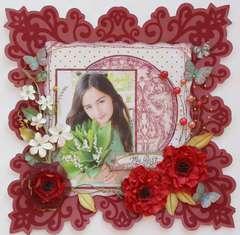 My Gift **MY CREATIVE SCRAPBOOK**