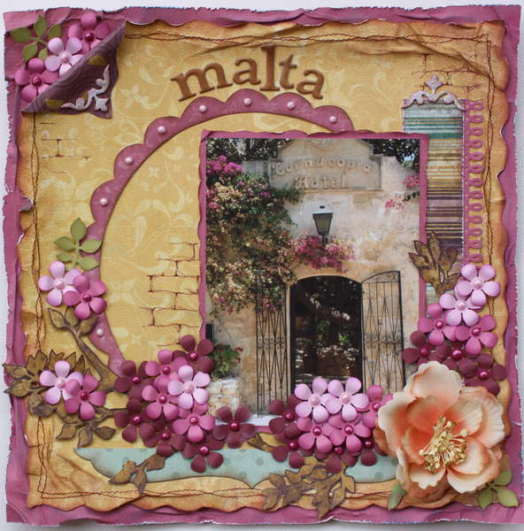 Malta ***My Creative Scrapbook***