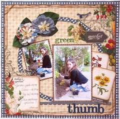 Green Thumb **Webster's Pages**