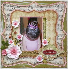 Memories **MY CREATIVE SCRAPBOOK**