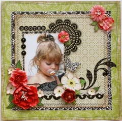 Soothe **MY CREATIVE SCRAPBOOK**