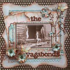 The Vagabonds **MY CREATIVE SCRAPBOOK**