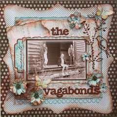 The Vagabonds **MY CREATIVE SCRAPBOOK**