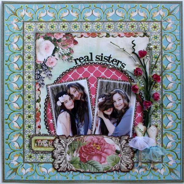 'Real' Sisters *Websters Pages Ladies & Gents*