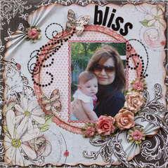 Bliss  ***MY CREATIVE SCRAPBOOK***
