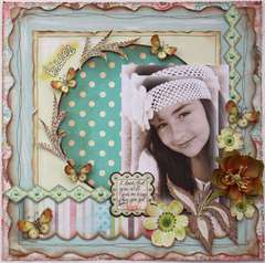 Kisses  ***MY CREATIVE SCRAPBOOK***