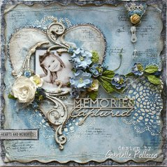 Memories Captured **THE SCRAPBOOK DIARIES KIT & VIDEO TUTORIAL!**