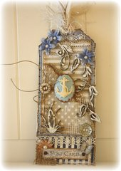 Nautical Tag **Maja Design Mood Board Challenge**