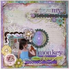 My Monkey **Bo Bunny**