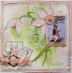 My Sunshine **Websters Pages & Scrapbook Adhesives**