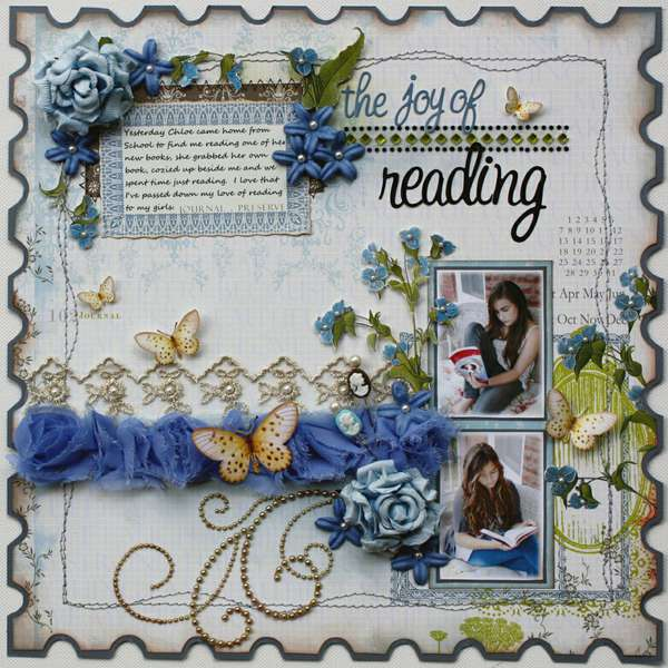 The Joy of Reading **Websters Pages~ All About Me Collection!!**