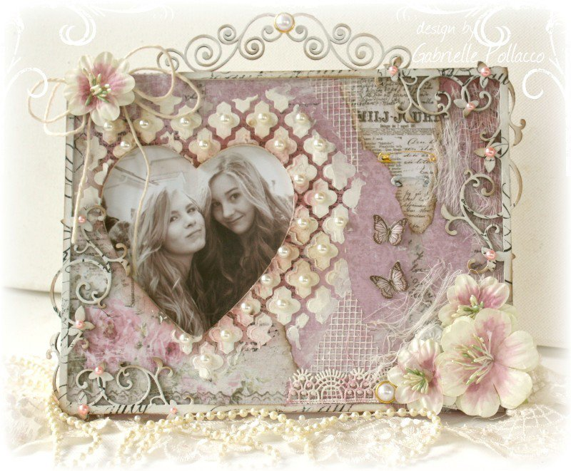 Heart Picture Frame {Maja Design Team}