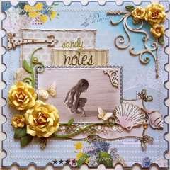 Sandy Notes **HUGE EMBELLISHMENT GIVE-AWAY!!**