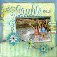 Sauble Falls (Daisy D's Wonder Years Collection)