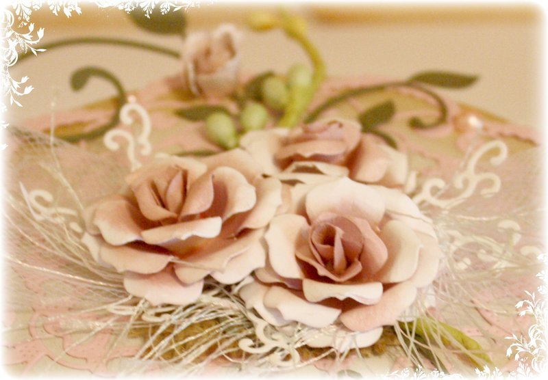 **Bloom Video Tutorial ~ Using Cheery Lynn Gardenia Die Strip!**