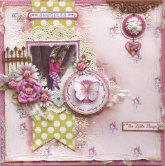 Snuggles **NEW** Websters Pages