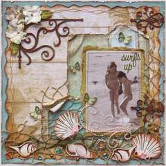 Surf's Up  ***Dusty Attic***