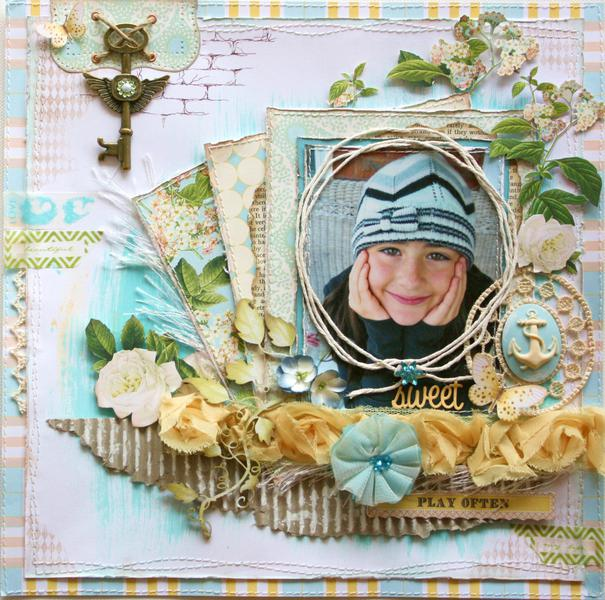 Sweet **NEW! Websters Pages 'New Beginnings'**