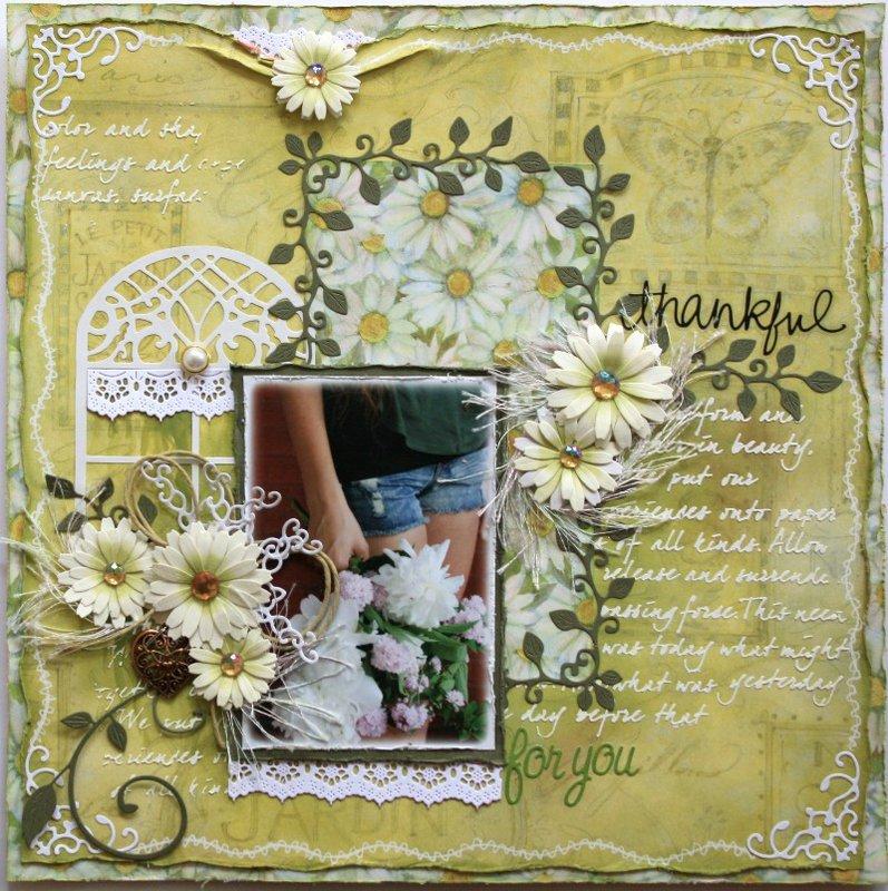 Thankful for You **Cheery Lynn Designs**