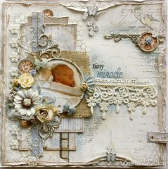 Tiny Miracle **Maja Design & Dusty Attic Design**