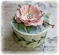 Jewellery Box **SWIRLYDOO'S GDT Project!!**