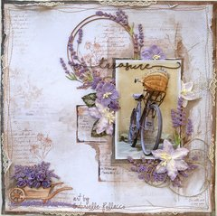 Treasure **The Scrapbook Diaries Kit & Video Tutorial**