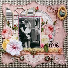 True Love **NEW Websters Pages MODERN ROMANCE Collection!!*