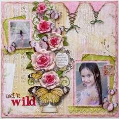 Wet 'n Wild **New Bo Bunny Country Garden!**
