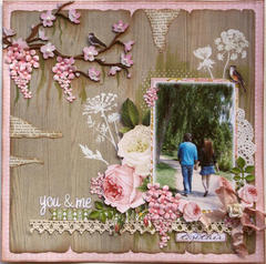 You & Me **Websters Pages DT**