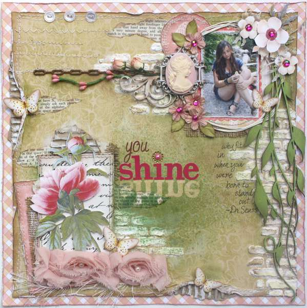 You Shine **MAKE YOUR OWN TEXTURE PASTE!!**