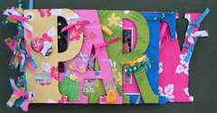 Party Word Book