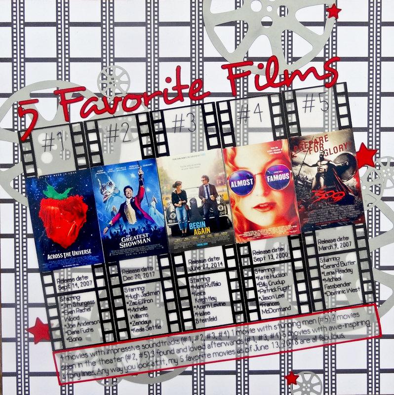 5 Favorite Films