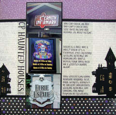 CP Haunted Houses