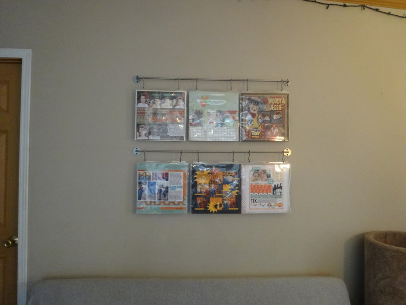 Family Room layout display