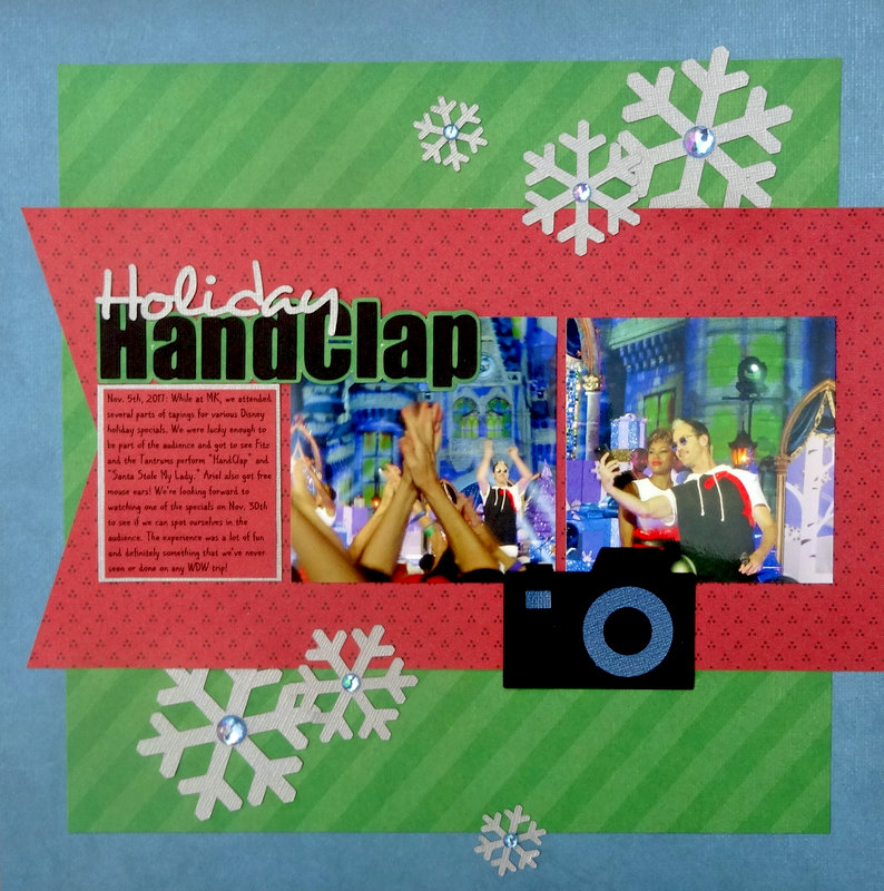 Holiday HandClap