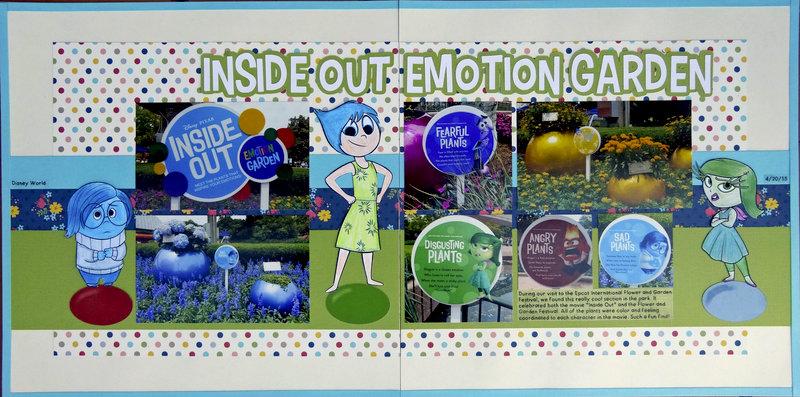 Inside Out Emotion Garden