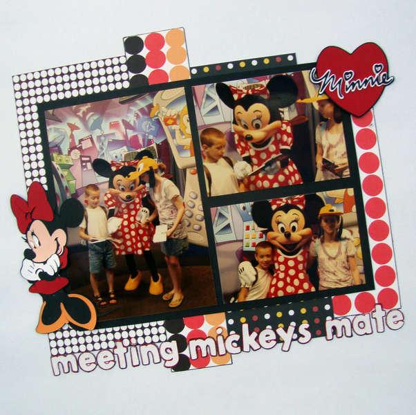 Meeting Mickeys Mate