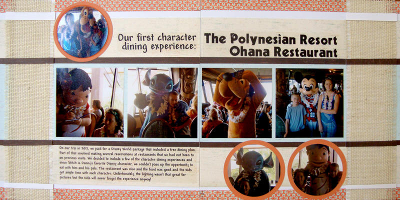 The Polynesian Resort
