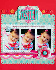 easter by mara may baca for sassafras