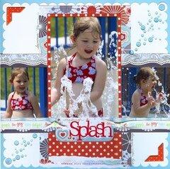 Splash by Kay Rogers Sassafras Lass